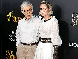 Woody Allen Raves That Café Society's Kristen Stewart Can Go from 'Simple' to 'Sophisticated': 'Not Every Woman Can Do That'