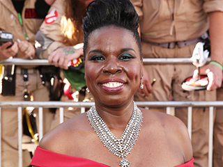Leslie Jones' Website Hacked, Personal Information and Photos Released