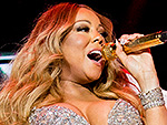 Mariah Carey Makes a Stunning Entrance (with 6 Buff Escorts!) to Essence Music Fest Performance