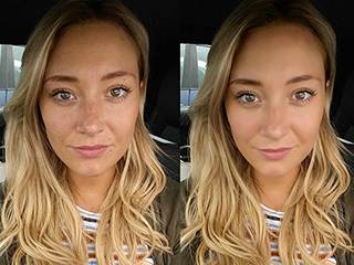 Blogger Calls Out Samsung Phones for Default Beauty Filter That Airbrushes Selfies