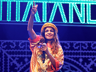 M.I.A. Dropped from Music Festival After Controversial Comments About Black Lives Matter