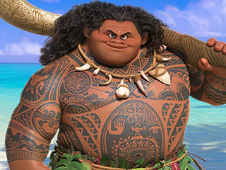 Dwayne Johnson Takes a Journey Into the 'Realm of Monsters' in New Moana Trailer