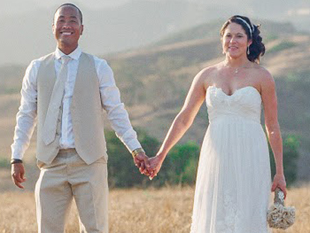 Man Decides to Donate Kidney to Woman He Met Online After Just 4 Dates – and Now They're Married!