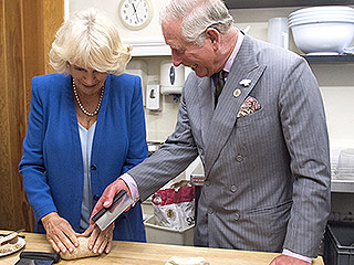 Prince Charles and Camilla Face Off in Bread-Kneading Contest: 'Think of All the People You'd Like to Punch'