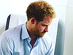 'Nervous' Prince Harry Takes an HIV Test Live on Facebook