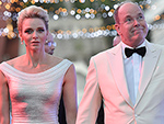 Royals on the High Seas! Princess Charlene Christens Cruise Ship in Monte Carlo