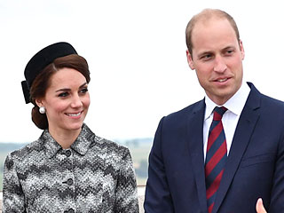 Princess Kate, Prince William and Prince Harry Attend WWI Vigil in France