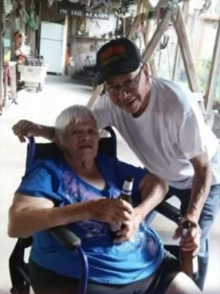 Texas Couple Dies Hand in Hand After 58 Years of Marriage| Love Stories, Real People Stories
