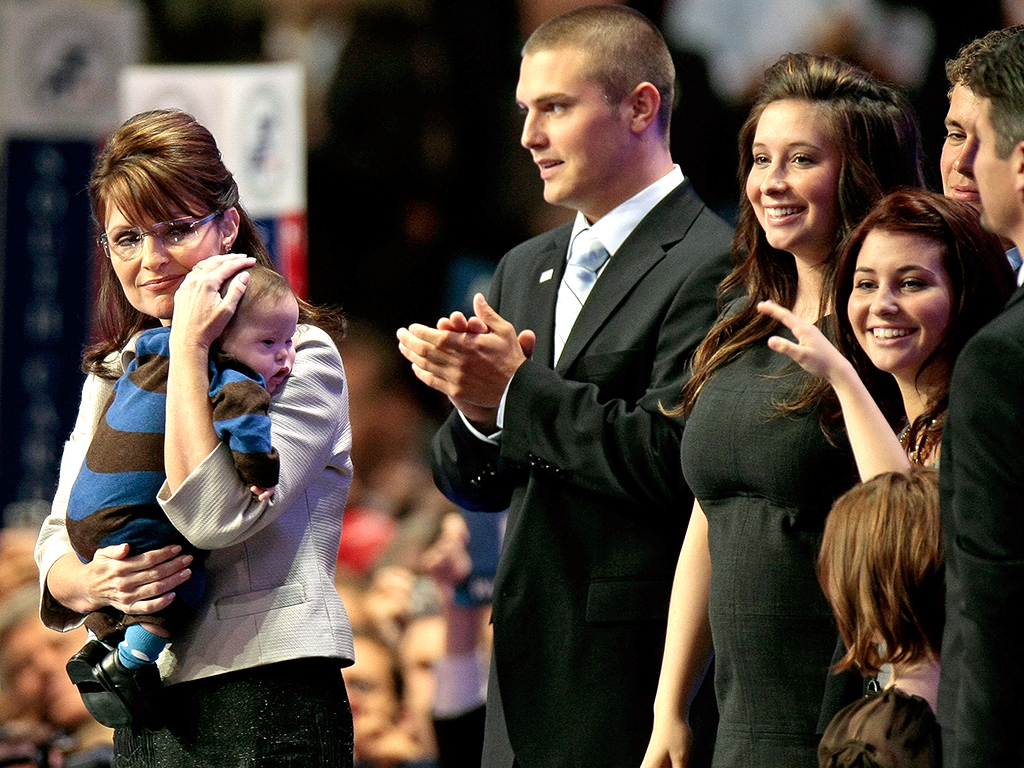 Sarah Palin S Son Track Accepts Plea Agreement In Domestic