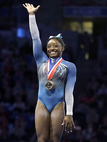 How Gymnast Simone Biles Overcame Being Given up by Her Mother to Become an Olympic Gold Hopeful| Summer Olympics 2016, Sports