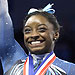 How Gymnast Simone Biles Overcame Being Given up by Her Mother to Became an Olympic Hopeful