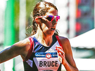 Runner Stephanie Bruce Talks About Motherhood and Her Disappointing Olympic Trials