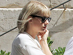 $18,000 Hotel Suite, 4 Cities, 2 Walks on the Beach and 1 Whirlwind Romance: Taylor and Tom's Vacation by the Numbers