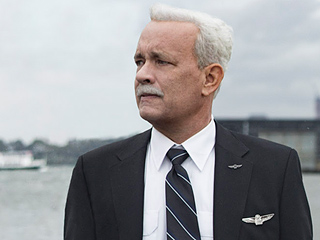 First Look! Tom Hanks Becomes Hero Pilot Sully in Clint Eastwood Drama