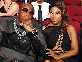 Toni Braxton and Rapper Birdman Put Love on Display at the BET Awards