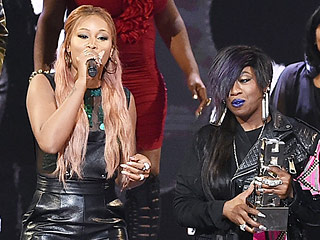10 Things You Didn't See on TV During the 2016 VH1 Hip Hop Honors