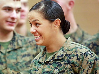 Marine Corps to Remove the Word 'Man' From 19 Job Titles