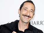 See Adrien Brody's Painting That Sold for Over $275,000 at Leonardo DiCaprio's Foundation Gala