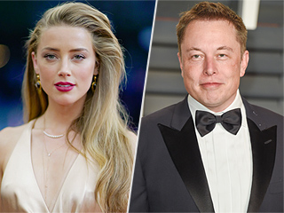 Elon Musk First Tried to Meet Amber Heard Four Years Ago Because He Found Her 'Interesting', Says Source