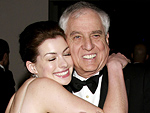Anne Hathaway Pays Tribute to Princess Diaries Director Garry Marshall: He 'Was Goodness Itself'