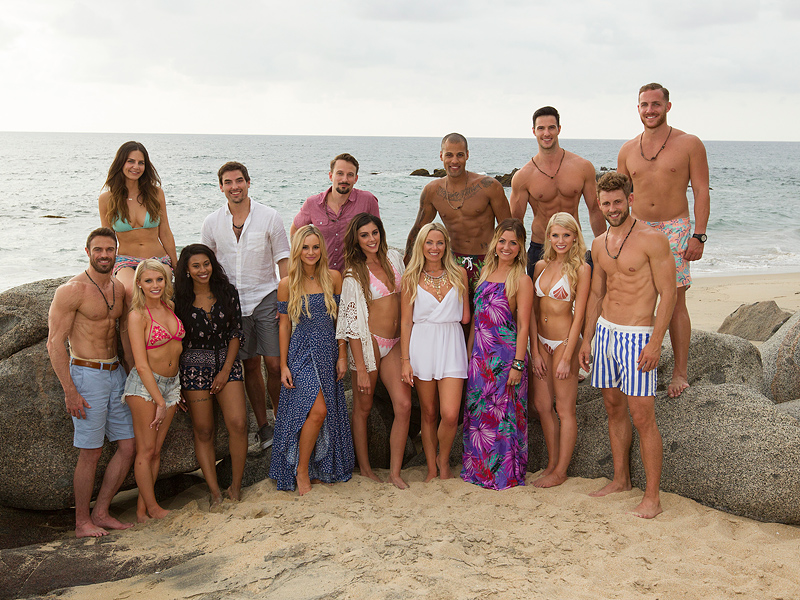 Bachelor in paradise chad johnson nick viall are in exclusive first