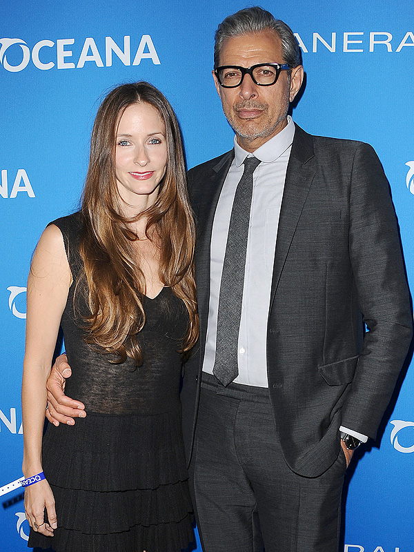 Jeff Goldblum Emilie Livingston Sting Concert Charlie