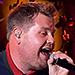 Concert Karaoke! James Corden Joins Meghan Trainor Onstage at LA Performance