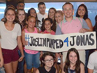 Nick Jonas Makes Dreams Come True for Pediatric Diabetes Patients with a Meet and Greet Before His Boston Concert
