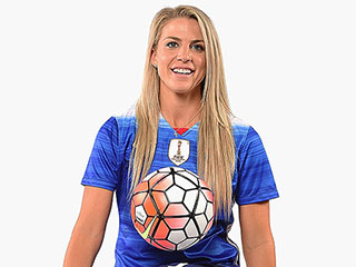 WATCH: 5 Things to Know About Rio-Bound Soccer Star Julie Johnston