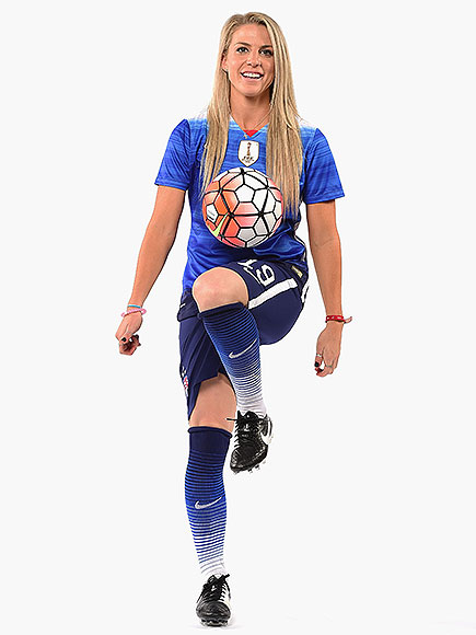 Rio-Bound Soccer Star Julie Johnston: 5 Things to Know| U.S. Women's Soccer Team, Olympics, Summer Olympics 2016