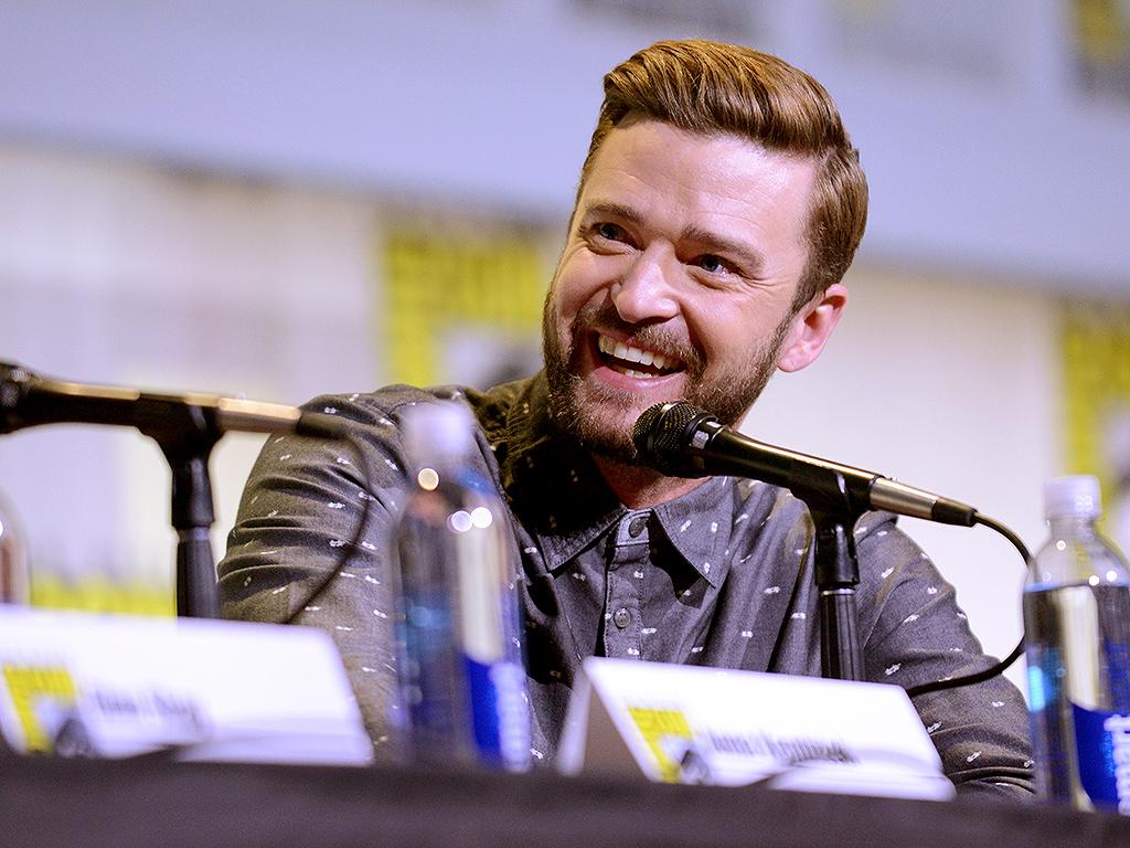 Justin Timberlake Variety Parenting Matrix