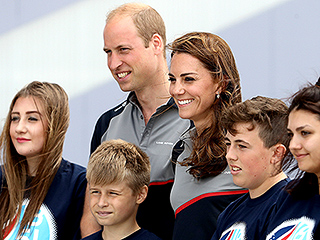Prince William Jokes That Prince George Is 'Spoilt' and Has 'Too Many Things' During America's Cup Event with Kate