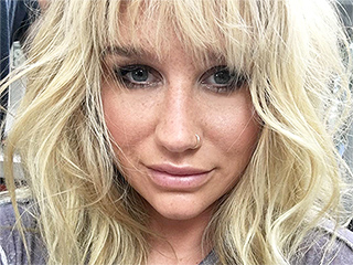 FROM EW: Kesha Defends Corey Feldman Against Critics: 'Keep Your Head Up – Normal Is Boring'