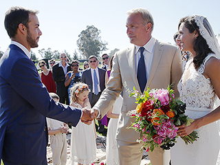 Proud Papa! Kevin Costner's Daughter Annie Costner Marries Danny Cox