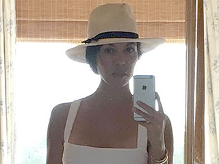 Kourtney Kardashian Jokes About Her 'Short Girl Problems' as She Posts Bikini Selfie
