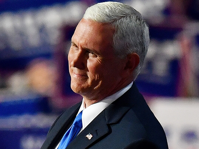 Mike Pence Accepts VP Nomination at RNC: 'We Will Win the Hearts of Americans'