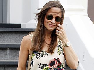 Is Pippa Middleton Taking Her Style Cues from Rihanna and Gigi Hadid?