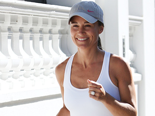Super-Fit Pippa Middleton Takes Her Giant Ring Out for Jog (Of Course She Does!)