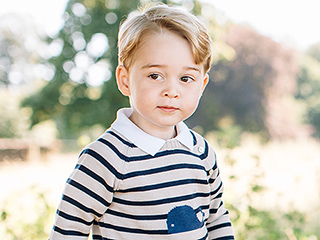 Prince George in GIFs! See the Birthday Boy in His Most Adorable Mode Ever