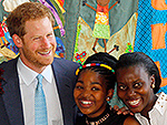 Prince Harry Invokes Princess Diana's Memory in Powerful Speech: 'My Mother Held the Hand of a Man Dying of AIDS'