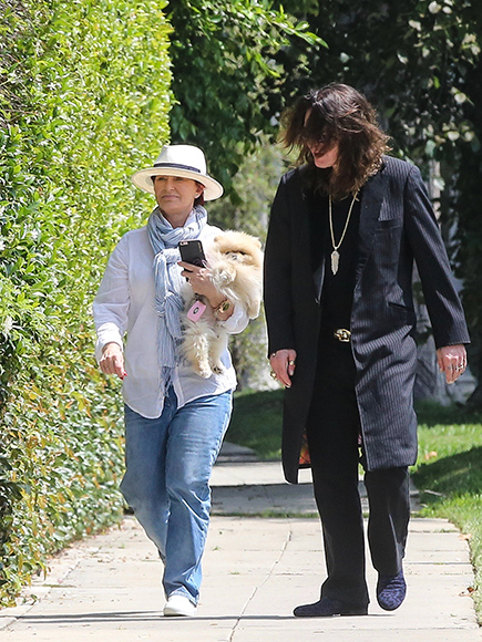 Ozzy and Sharon Osbourne Are 'Happy Hanging Out Together,' Says Source| Couples, Divorced, TV News, Ozzy Osbourne, Sharon Osbourne