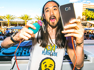 Snacks, Gadgets and Underwear: Steve Aoki's Shares the Must-Have Items He Carries in His Gear Bag