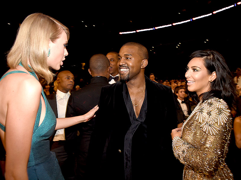 What's Kanye West's Favorite Taylor Swift Song? None of Them