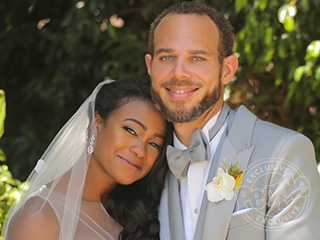 Ashley Gets Hitched! Fresh Prince of Bel-Air Star Tatyana Ali Marries Dr. Vaughn Rasberry