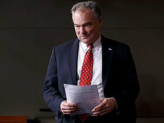 From Speaking Spanish to His Harmonica 'Fall-Back' Career: 5 Things to Know About Tim Kaine