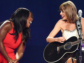 Uzo Aduba Says Taylor Swift Is a 'Beautiful Person' Who Will Get Past Kimye Feud
