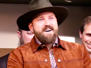 Why Zac Brown's Museum Exhibit Moved Him to Tears