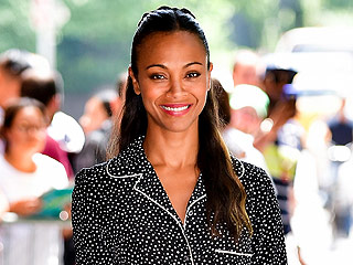 Zoë Saldana Takes on Aging and Racial Discrimination in Hollywood: 'By 30, You're Old!'