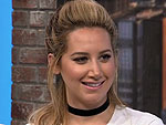 WATCH: Guess What Ashley Tisdale's Last Big Splurge Was!