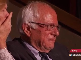 Bernie Sanders Fights Tears as His Brother Casts a Vote in Their Parents' Honor: 'They Would Be Immensely Proud'